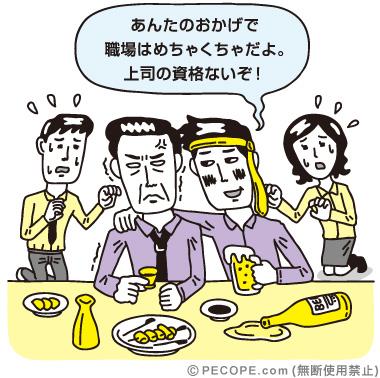 朝日新聞 法律相談 飲み会での失態